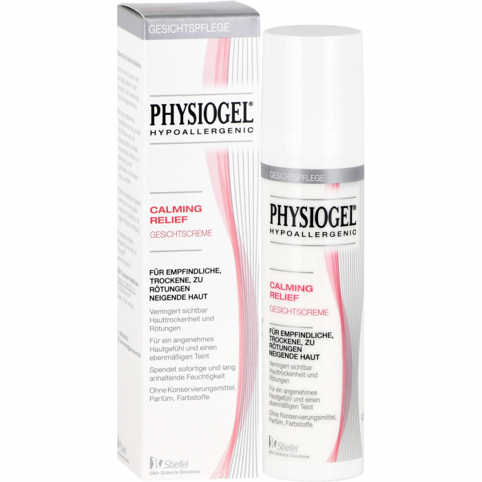 PHYSIOGEL Calming Relief Gesichtscreme 40 ml
