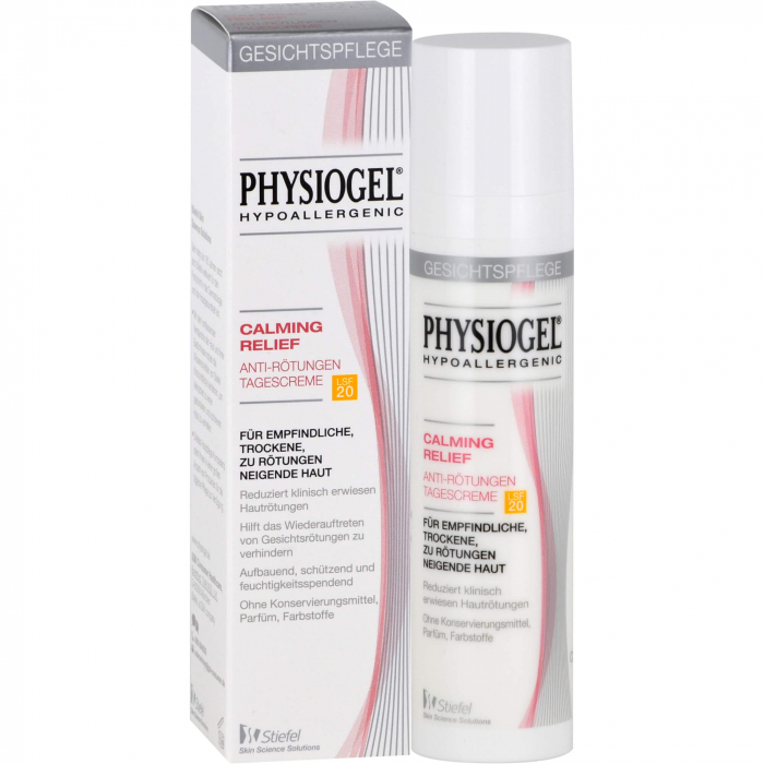 PHYSIOGEL Calming Relief Anti-Rötu.Tagescre.LSF 20 40 ml