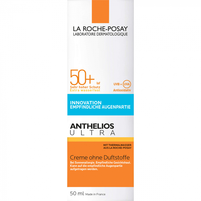 ROCHE-POSAY Anthelios Ultra Creme LSF 50+ 50 ml